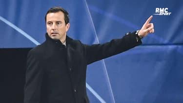 """Stéphan quitte """"le Stade rennais le cœur gros"""""""