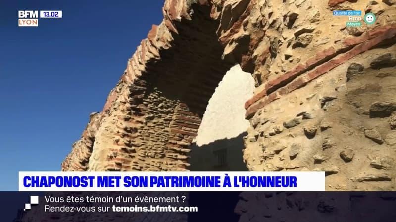 Rhône: Chaponost met son patrimoine à l'honneur