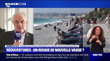 """Manque de masques lors de la 1ère vague: pour le Pr Didier Pittet, """"il s'agit d'un raté qui ne date pas d'hier"""""""
