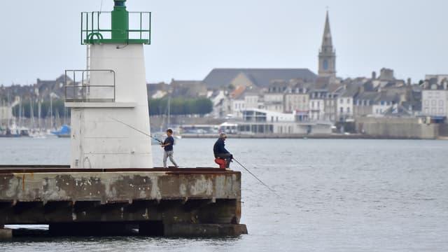 L'odeur a été ressentie à plusieurs endroits dont à Lorient.
