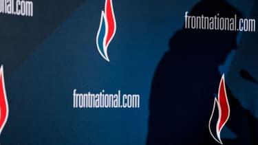 Logo du Front national. (Illustration)