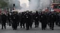 Les policiers dénoncent la haine anti-flics dont ils se disent victimes, et qui s'est amplifiée selon eux lors des manifestations contre la loi Travail.