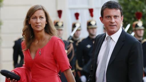 Anne Gravoin raconte son histoire d'amour avec Manuel Valls