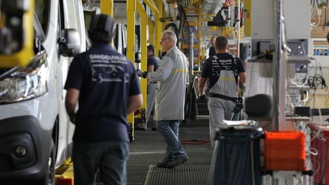 Renault a bouclé mardi son plan de compétitivité