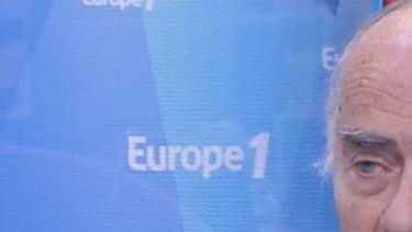 Jean-Claude Delarue sur Europe 1