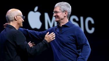 Avec ses 800 millions de comptes iTunes et sa puissance de frappe, Apple débarque en force dans le marché en plein boom du streaming musical.