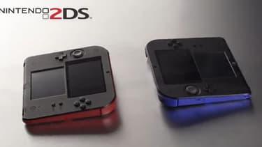 La Nintendo 2DS sera vendue 129 dollars soit 40 de moins que la 3DS actuelle