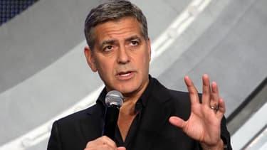George Clooney, le 25 mai 2015