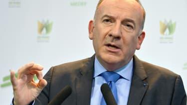 """Pierre Gattaz veut """"un signal fort"""" en direction des entreprises."""
