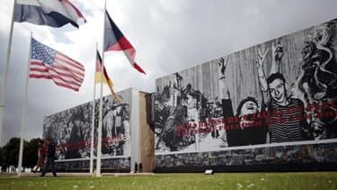 Le Mémorial de Caen accueille durant deux jours le Forum de la liberté et de la solidairté autour des relations transatlantiques.