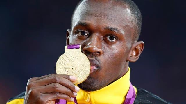 Usain Bolt vaut de l'or: 80 millions d'euros d'après Puma.