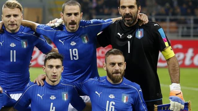 Gianluigi Buffon, le gardien de l'Italie