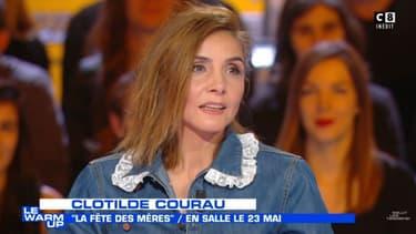 Clotilde Coureau dans Salut Les Terriens