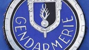 Un écusson de gendarmerie (Photo d'illustration)