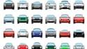 Un pack d'emoji consacré à Porsche sur iOS 10.