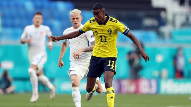 Mercato: La Real Sociedad redoute un départ d'Isak, très en vue avec la Suède à l'Euro