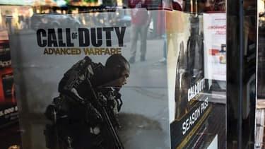 """Les ventes du dernier opus de la saga, """"Advanced Warfare"""", pourrait être inférieures à celles de """"Ghosts"""", sorti l'an dernier."""