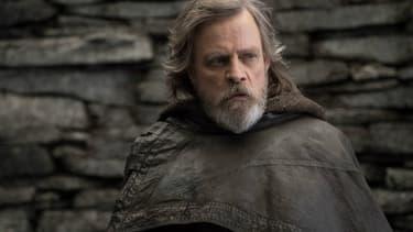 Mark Hamill dans Star Wars épisode VIII