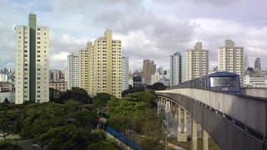 Le groupe français Alstom est accusé d'avoir versé des pots-de-vin pour remporter des contrats à Sao Paulo, dont ceux du métro de la ville.