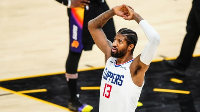 Paul George - Los Angeles Clippers
