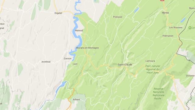 Un important tremblement de terre a été ressenti ce mardi, dans le département du Jura.