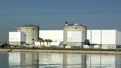 En cas d'incident nucléaire, ici la centrale de Fessenheim, l'exploitant verrait sa responsabilité civile portée à 700 millions.