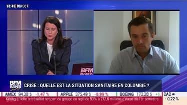 Crise: quelle est la situation sanitaire en Colombie ? - 28/07