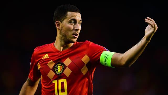 Eden Hazard - Belgique