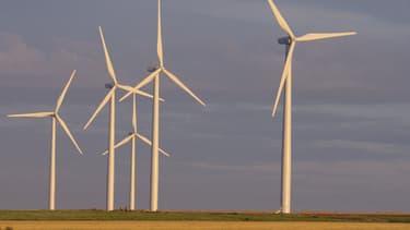 """La branche """"énergies nouvelles"""" d'EDF aux Etats-Unis va exploiter un important parc éolien pour le compte de la multinationale Procter&Gamble (image d'illustration)"""