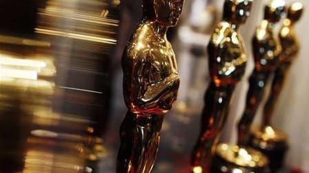 La course pour la 83e cérémonie des Oscars a officiellement débuté lundi avec l'envoi des bulletins de vote aux 5.755 membres de l'Academy of Motion Picture Arts and Sciences. /Photo d'archives/REUTERS/Shannon Stapleton