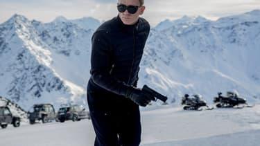 Daniel Craig dans la peau de James Bond.