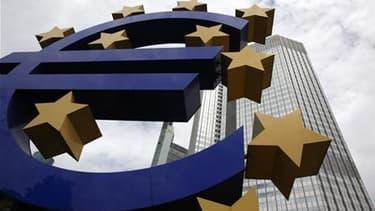 La Banque centrale européenne (BCE) a racheté pour 22 milliards d'euros de dette souveraine la semaine dernière dans le cadre de son plan de rachat d'obligations, réactivé afin de freiner la contagion de la crise de la dette à d'autres pays de la zone eur