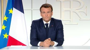 Covid-19: l'intégralité de l'allocution d'Emmanuel Macron du 31 mars 2021