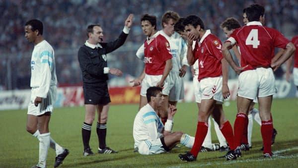 Benfica-OM, le 18 avril 1990