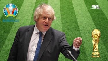 EuroFoot 2020, Coupe du monde 2030 : le premier Ministre Johnson acte le come-back britannique