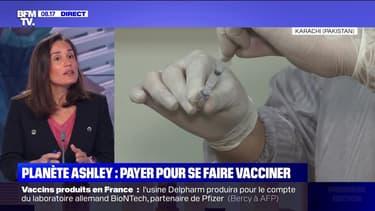 Payer pour se faire vacciner - 06/04