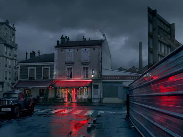 Le Madrigale, Saint-Denis.