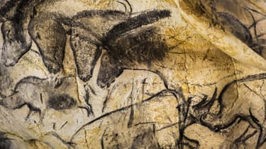 La grotte Chauvet, bien placée pour être classée à l'Unesco.