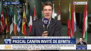 """UE: Pascal Canfin (LaREM) veut s'assurer que """"les députés d'extrême-droite n'aient pas de responsabilité exécutive"""" au Parlement"""