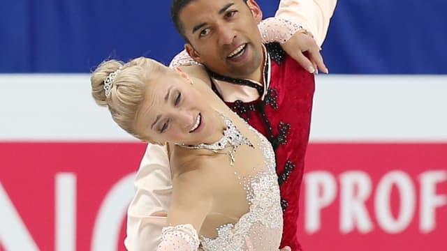 Aliona Savchenko et Robin Szolkowy