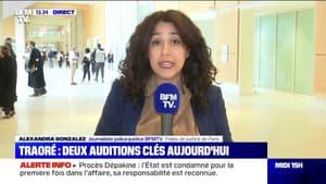 Affaire Traoré: l'audition de l'homme chez qui Adama Traoré s'est caché est en cours