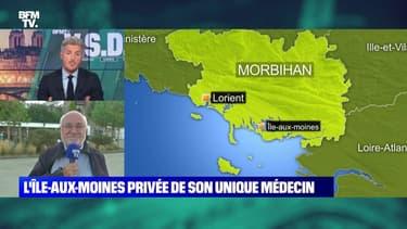 L'Île-aux-Moines privée de son unique médecin - 18/09