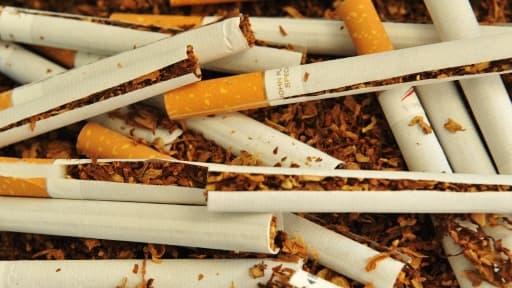 12,2 milliards de cigarettes ont été produites sur le site nantais de la Seita en 2013.