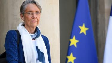 La ministre des Transports Élisabeth Borne.