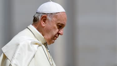Le pape François, à Rome, le 27 mai.