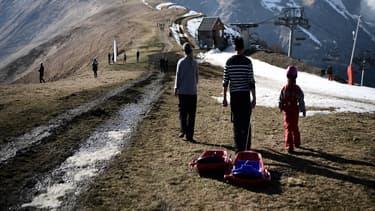 """Pour certains, la hausse prévue de la fréquentation dans les stations de montagne confirme """"l'engouement des vacanciers pour la nature et le grand air de la montagne""""."""