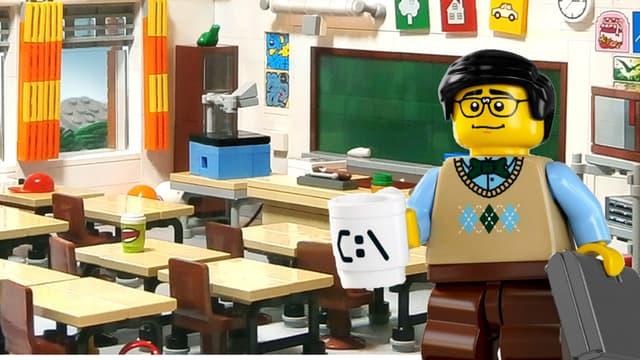 L'université de Cambridge va recruter un professeur pour travailler sur les liens entre le jeu et l'apprentissage. Un projet financé par Lego.