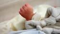 Un bébé est né à la station Place des Fêtes dans le métro - Photo d'illustration