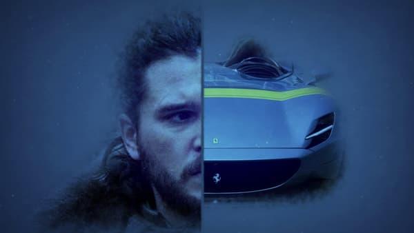 La Ferrari SP1 de Jon Snow