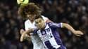 Wissam Ben Yedder et David Luiz